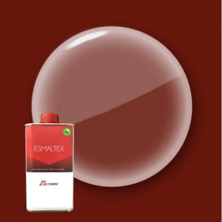 Esmalte opaco rojo sangre 341 250 grs.