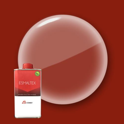 Esmalte opaco rojo escarlata 321 1 Kg. / 250 Grs.