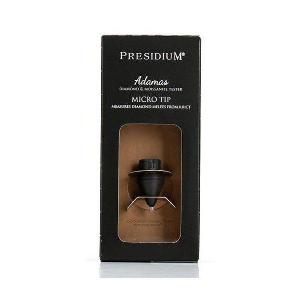 Micropunta de recambio para comprobador Presidum Adamas.