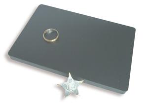 Piedra de toque sintética para joyería y compro oro de alta calidad y reutilizable Technoflux