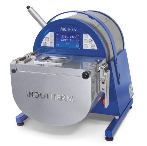 Máquina de fundir por inducción MC60 V INDUTHERM