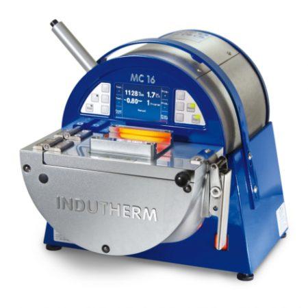 Máquina de fundir por inducción MC16 INDUTHERM
