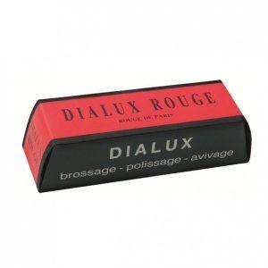 Pasta de pulir Dialux roja