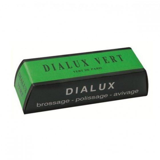 Pasta de pulir Dialux verde