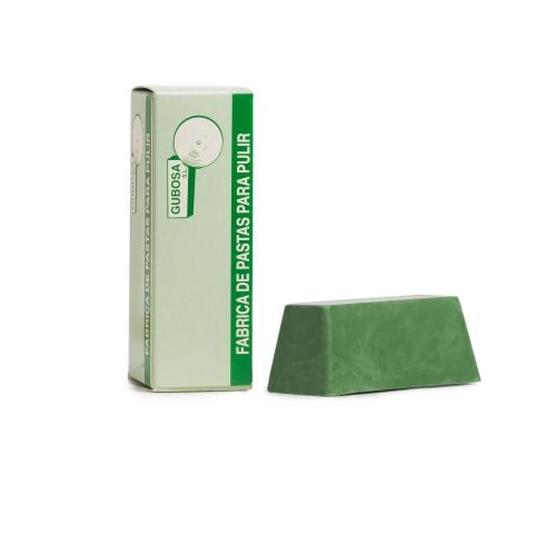 Pasta de pulir Gubosa verde para metales duros