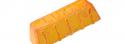 Pasta de pulir Luxi naranja alto brillo