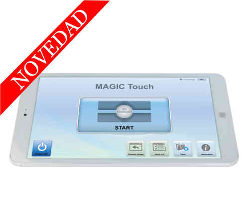 Software más Tablet Magic Art 5 para grabadoras Magic en Joyería