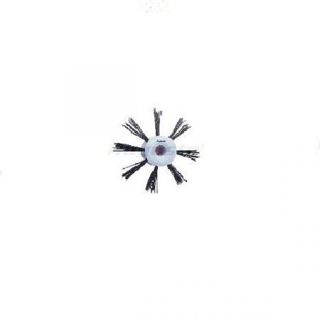 epillo circular titanio para satinar B45 de Augusta