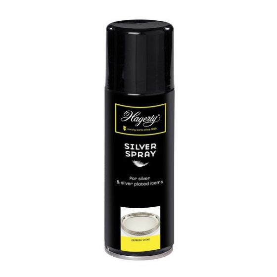 Limpiador de Plata Hagerty en Spray. Comprar Online.