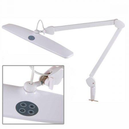 Lámpara 84 leds 16 w regulable con pinza fijación fabricada por Technoflux.