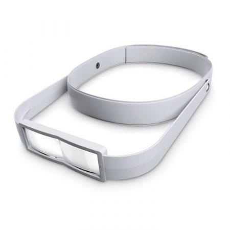 Lupa binocular Bioart 3.5x para joyería, gemología, relojería y dental. Ajustable a la cabeza. Anti UV y IV para una mejor visión.