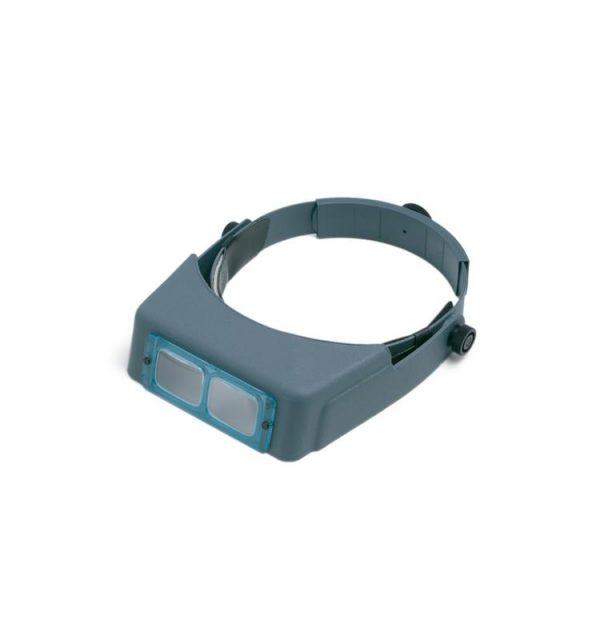 lupa binocular Optivisión 5 2.5x. Binoculares para joyería, gemología o dental.