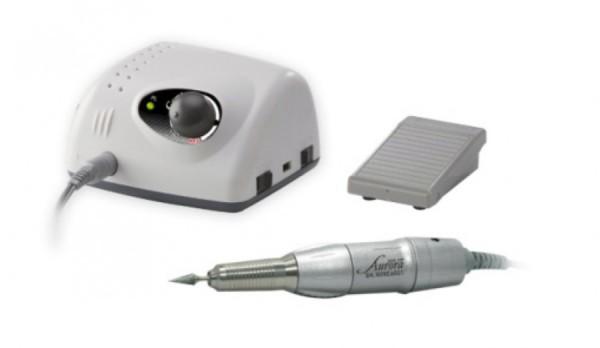 Compra Online Micromotor SAESHIN barato hasta 30000 rpm. Con pieza de mano y pedal.