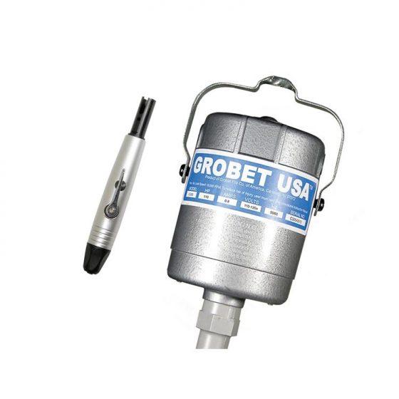 Motor colgante Grobet USA con pieza de mano automática