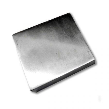 Tas plano para joyería fabricado en acero de alta calidad.