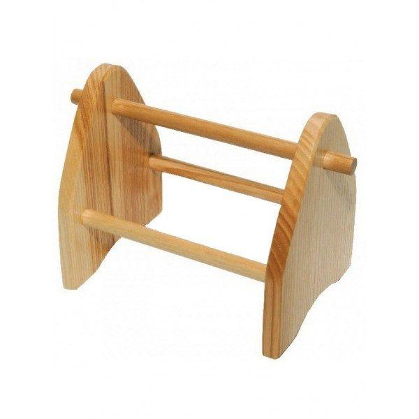 Soporte de madera para alicates. Organizador de alicates barato.