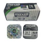 Pila de botón oxido plata (SR) 516 SW 317