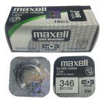 Pila de botón oxido plata (SR) 712 SW 346