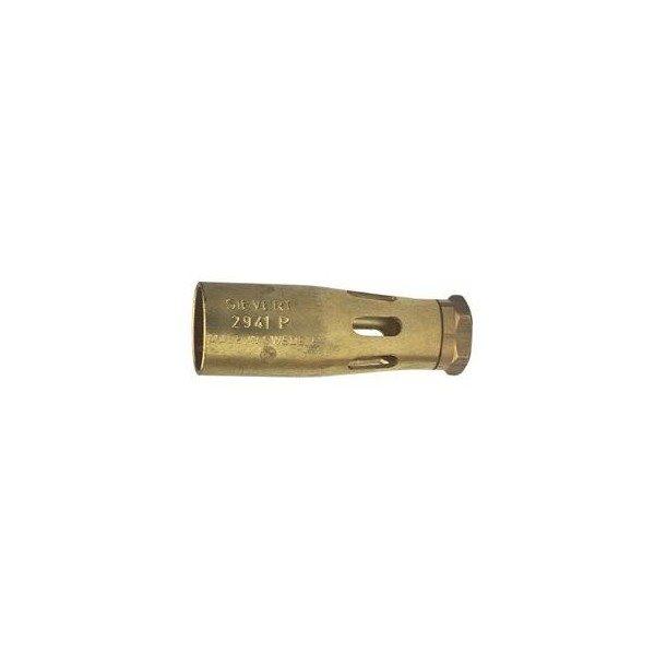 Boquilla soplete SIEVERT 2941 para fundir metales en joyería
