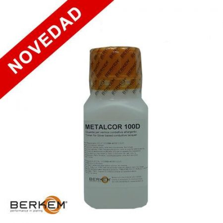 Compra Online Metalcor de Berkem. Diluyente de metales en formato 100 ml.