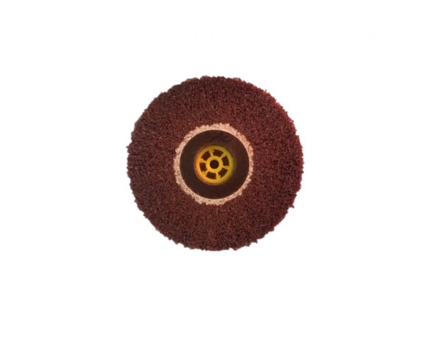 Disco de fibra abrasiva 110×30 grano medio