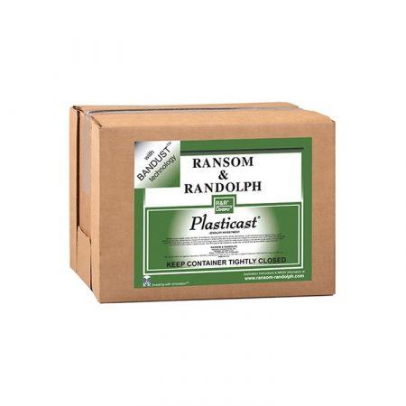 "Revestimiento ""RANSOM PLASTICAST BANDUST"" caja 22.70 Kgs."