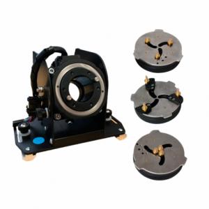 Motor rotatorio + mordazas OPEN