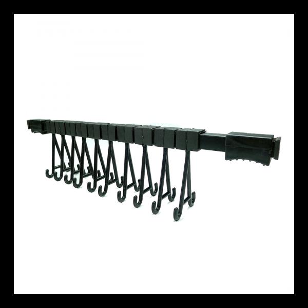 Soporte de 10 ganchos para equipo de limpieza por ultrasonido