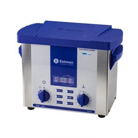 Equipo de limpieza por ultrasonidos ESTMON ELECTRONIC SERIES TCE-220 2,2 L.