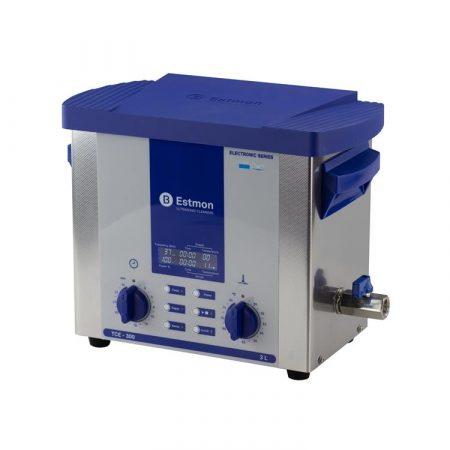 Equipo de limpieza por ultrasonidos para joyería y dental ESTMON TCE 300 de 3 litros
