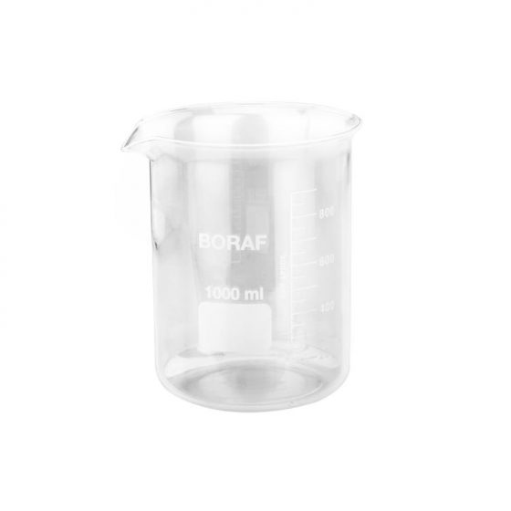 Vaso de cristal con forma de pica de 1000 cc. Compra Online y recíbelo en 24 horas. Perfecto para máquinas de baño de joyas