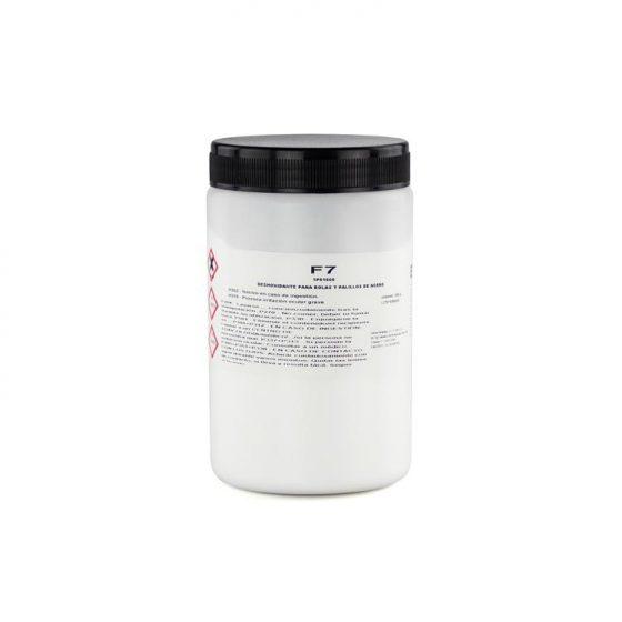 Liquido antioxidante para micropuas, palillos y satelites en el pulido mecánico de Technoflux