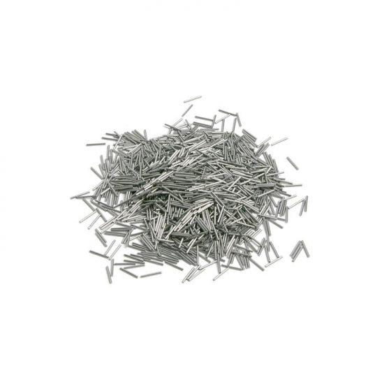 Palillos de acero inoxidable para bombo de pulir en joyería. Compra Online.