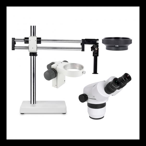 Microscopio para engastador MOTIC. Pensado para el proceso de engastado de joyas.