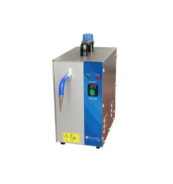 Generador de vapor TECHNOFLUX TOP STEAM 2000 para dental y joyería