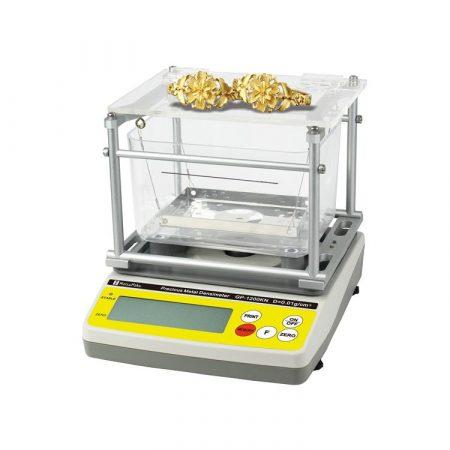 Balanza densimetro de alta capacidad para compro oro y joyería. Maquinaria de Joyería.