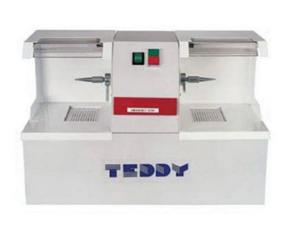 Pulidora de sobremesa doble c/aspiración TEDDY