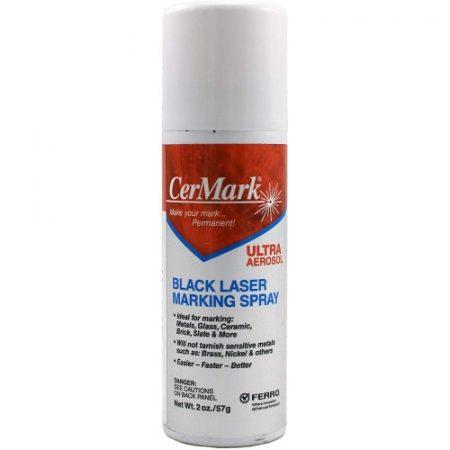 Spray CerMark ULTRA NEGRO (Bote 57g)