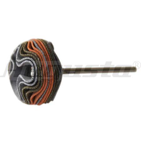 Cepillo montado circular de algodón alcontura AUGUSTA-4559.256
